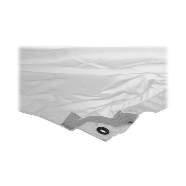 Matthews Studio Equipment 6 x 6' Butterfly/Overhead Fabric - White 1/4 Stop Silk