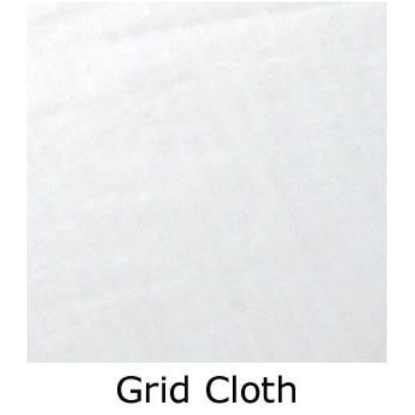 Matthews Studio Equipment 8 x 8' Butterfly/Overhead Fabric - Gridcloth