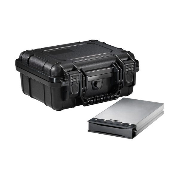 CRU DataPort Digital Cinema Kit 1 with 1TB Drive