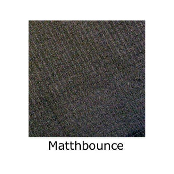 Matthews Studio Equipment 20 x 20' Matthbounce White/Black Fabric