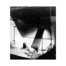 Matthews Studio Equipment 12 x 12' Butterfly/Overhead Fabric - Silent Frost