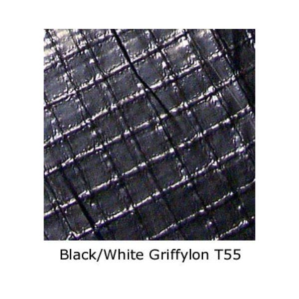 Matthews Studio Equipment 20 x 20' Butterfly/Overhead Fabric - Black, White T55 Griff