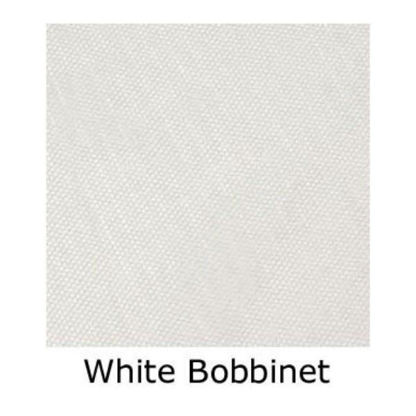 Matthews Studio Equipment 6 x 6' Butterfly/Overhead Fabric - White Double Scrim