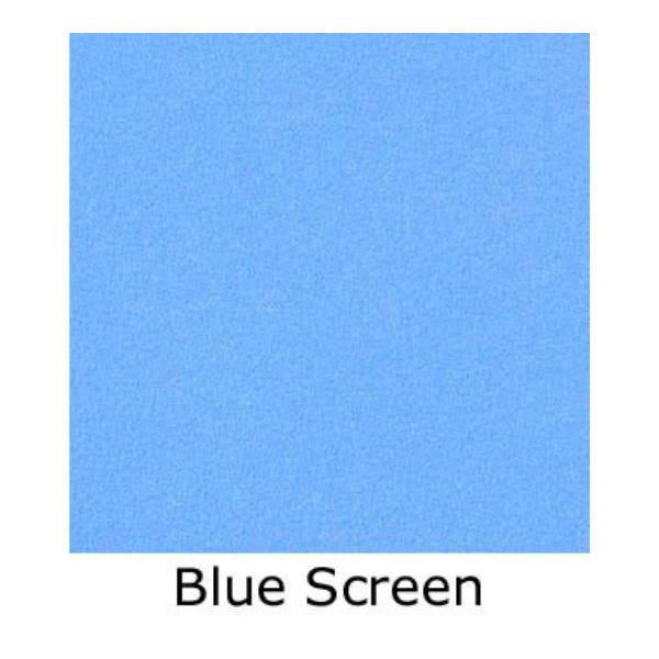 Matthews Studio Equipment Butterfly/Overhead Fabric - Blue Screen (Various)
