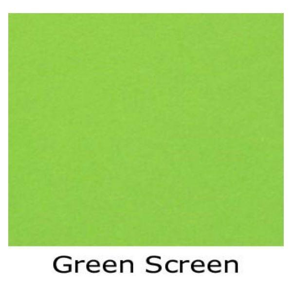 Matthews Studio Equipment 8 x 8' Butterfly/Overhead Fabric - Green Screen
