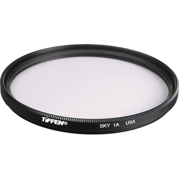 Tiffen 46mm Skylight 1-A Filter