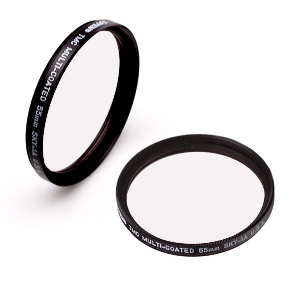 Tiffen 55TMCSKY 55mm Multi-Coated Sky Lens Filter