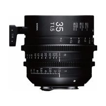 Sigma 35mm T1.5 FF High-Speed Prime - EF Mount