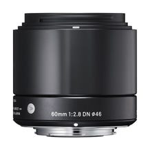Sigma 60mm f/2.8 DN Lens - E-Mount (Black)