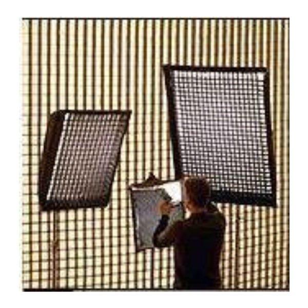 """Chimera Lighttools 36 x 48"""" Soft Egg Crate for Medium Lightbanks - 50 Degrees"""