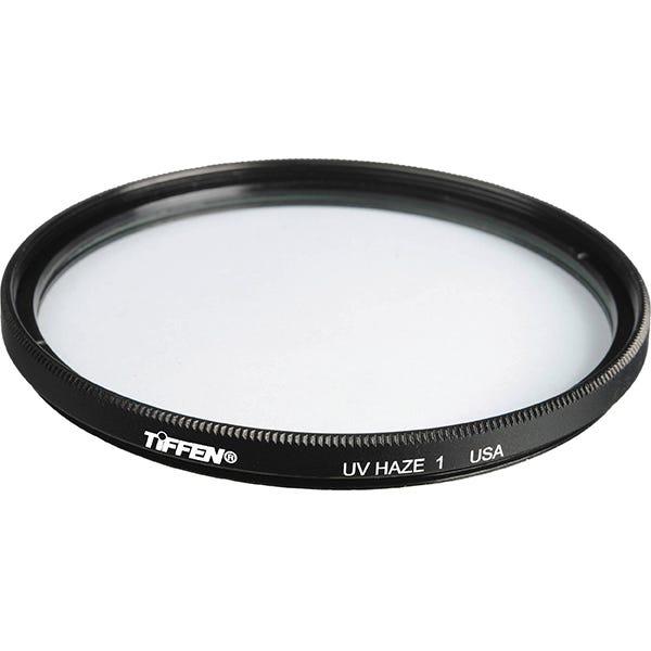Tiffen 49mm UV (Ultraviolet) Haze 1 Filter