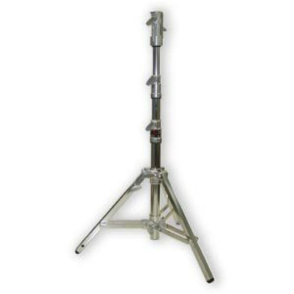 Matthews Studio Equipment 6.3' Low Boy Double Riser Combo Steel Stand - Double Riser