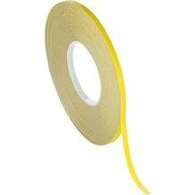 """ChartPak 3/32"""" Chart Tape - Matte Yellow"""