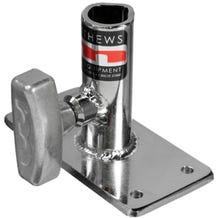 "Matthews Studio Equipment 5/8"" Receiver Mounting Plate"