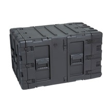 SKB 9U Removable Shock Rack and Transport Case - 24""