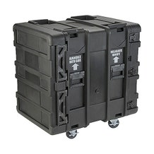 "SKB 3SKB R914U24 14 Space ATA Roto-Molded Shock 24"" Rack Shipping Case"