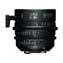 Sigma 24mm T1.5 FF High-Speed Prime - E Mount