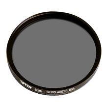 Tiffen 62mm Linear Polarizer Glass Filter