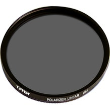 Tiffen 77mm Linear Polarizer Glass Filter