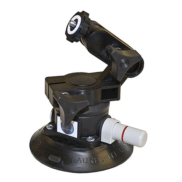 """The Cleat - 4.5"""" Suction-Cup Camera Mount"""