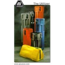 "Hard Tripod Case. The Utilizer by A&J Cases. 9"" x 56"". Black"