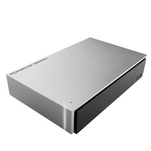 LaCie Porsche Design 9233 USB 3.0 Hard Drive 3TB, 4TB, 5TB