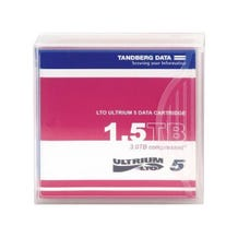 Tandberg LTO 5 Ultrium Barium Ferrite Data Cartridge
