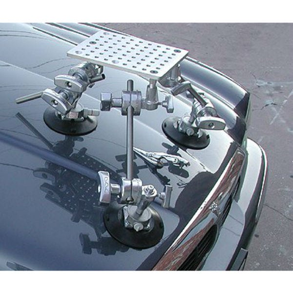 Filmtools Medium Weight Camera Suction Cup Mount Starter Kit for Cars