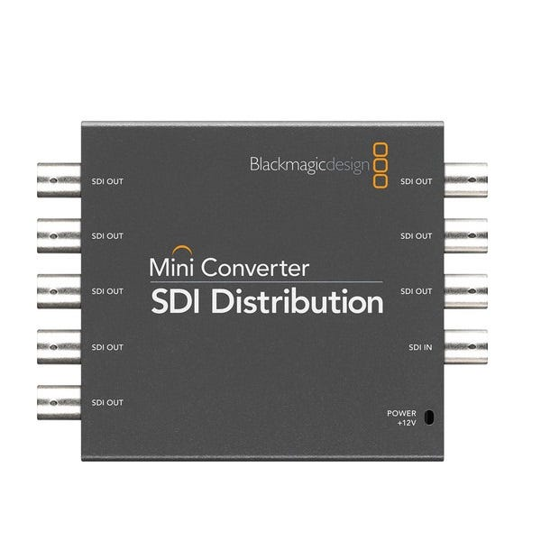 BlackMagic Mini Conv - SDI Distribution