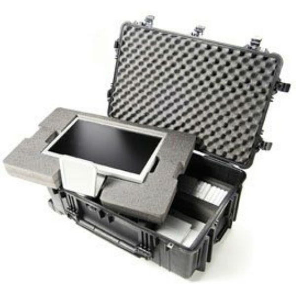 Pelican 1654 Waterproof 1650 Case with Dividers - Black