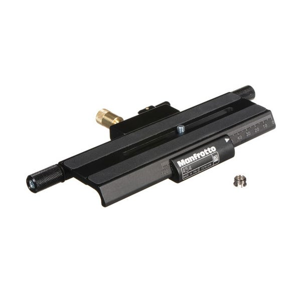 Manfrotto Micrometric Positioning Sliding Plate