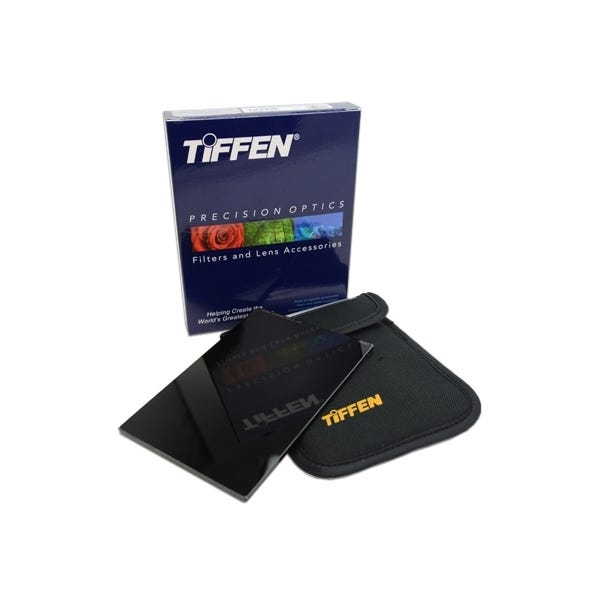 "Tiffen 4 x 5.65"" Clear Premium Coated Filter"