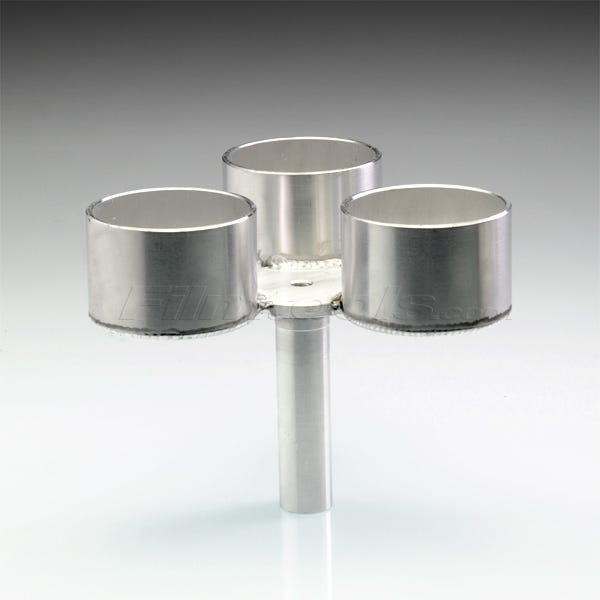 Modern Crab Dolly Triple Cup Holder