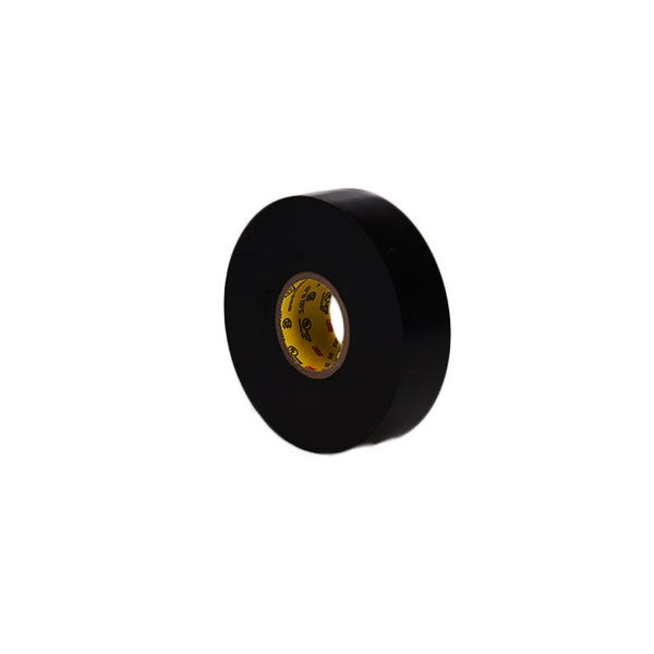 "3M 3/4"" Scotch Vinyl Electrical Tape - Black"