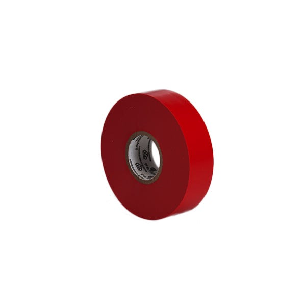 "3M 3/4"" Scotch Vinyl Electrical Tape - Red"