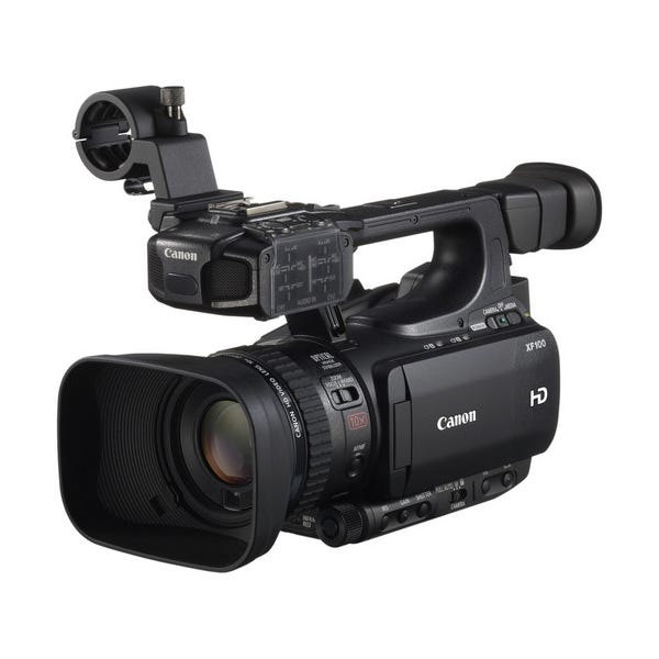 Canon XF100 HD Professional Camcorder Handheld Kit