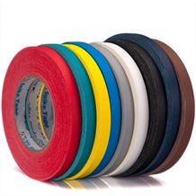 """Pro-Gaff 1/2"""" Gaffer Tape  (Spike Tape) - 1/2 Inch x 50 Yards - Various Colors"""