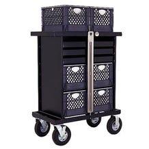 4 Crate Vertical Set Box Cart