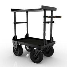 Inovativ Ranger 30 with Echo Top Shelf Cart