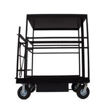 Backstage Grande 4x4 Flag and Reflector Cart