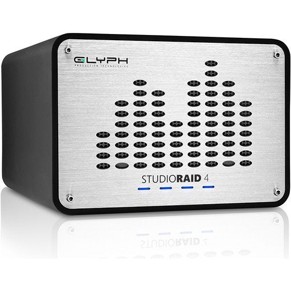 Glyph Technologies StudioRAID4 4-Bay USB 3.1 Gen 1 RAID Array