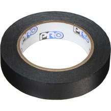 "Shurtape 1"" Masking Paper Photo Tape - Matte Black"