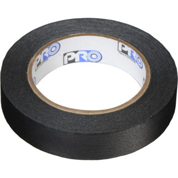 "Shurtape 1"" Masking Paper Photo Tape - Matte Black"