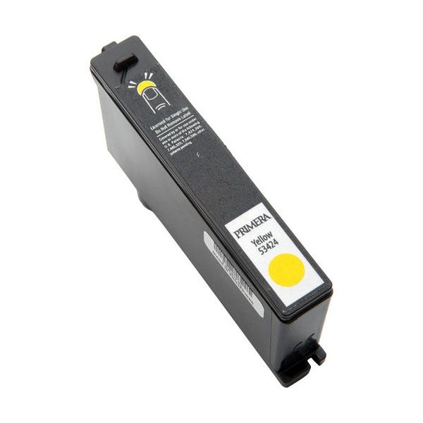 Primera High Yield Yellow Ink Cartridge for LX900 Series