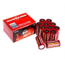 Surefire SF123A 3 Volt Lithium Batteries (12-Pack)