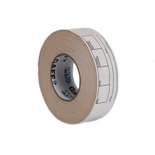 """Pro-Gaff 2"""" Magazine and Film Can Label Gaffer Tape - White"""