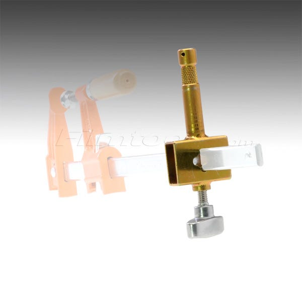 "Modern Bar Clamp to 5/8"" Pin Adapter"