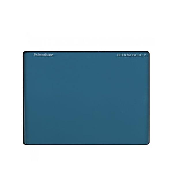 """Schneider Optics 4 x 5.65"""" Solid Storm Blue 2"""
