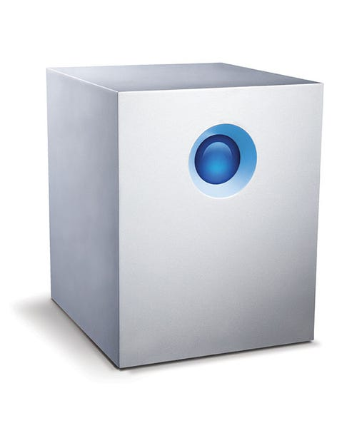 LaCie 40TB 5big Thunderbolt 2 Series 5-Bay RAID External Hard Drive