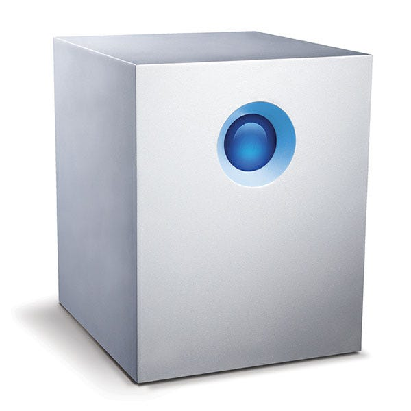 LaCie 10TB 5big Thunderbolt 2 Series 5-Bay RAID External Hard Drive - Open Box